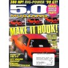 5.0 Mustang, August 1999