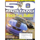 5.0 Mustang, August 2003