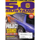 5.0 Mustang, March 2001