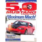 5.0 Mustang, November 2003