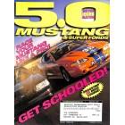5.0 Mustang, September 2001