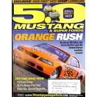 5.0 Mustang, September 2003