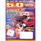 5.0 Mustang, May 1998