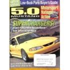 5.0 Mustang, October 1998