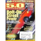 5.0 Mustang, September 1998