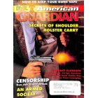 Cover Print of American Guardian, January 1998