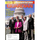 Cover Print of American Guardian, July 1997