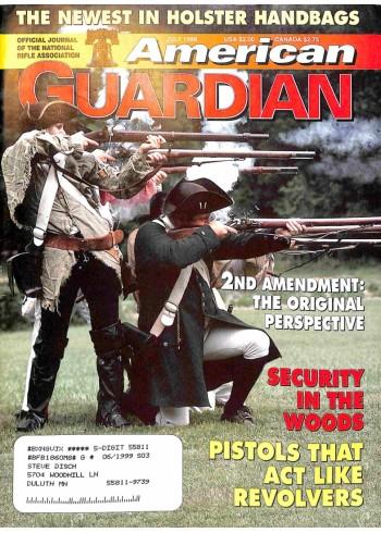 American Guardian, July 1998