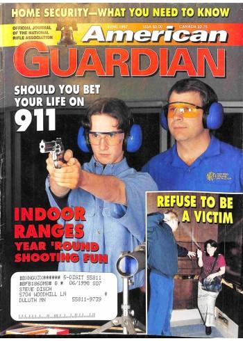 Cover Print of American Guardian, June 1997