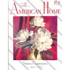 Cover Print of American Home, April 1935