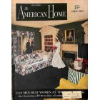 Cover Print of American Home, April 1944