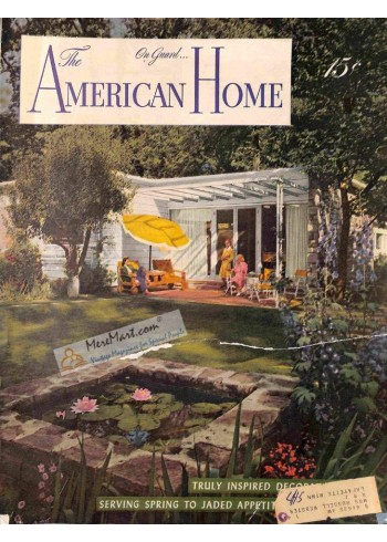American Home, April 1945