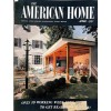 Cover Print of American Home, April 1955