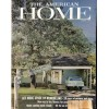 Cover Print of American Home, August 1961