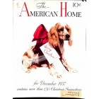 Cover Print of American Home, December 1937
