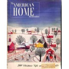 Cover Print of American Home, December 1946