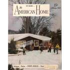 Cover Print of American Home, February 1944