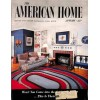 Cover Print of American Home, January 1955