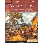 Cover Print of American Home, July 1938