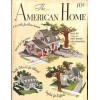Cover Print of American Home, March 1937