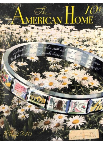 Cover Print of American Home, May 1940