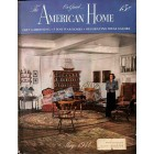 Cover Print of American Home, May 1944