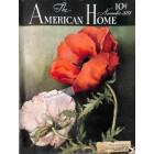 Cover Print of American Home, November 1938