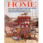 Cover Print of American Home, October 1961