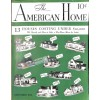 Cover Print of American Home, September 1936