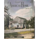 Cover Print of American Home, September 1944