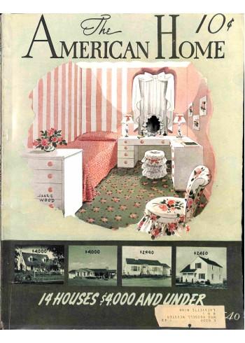 American Home, April 1940