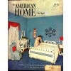 Cover Print of American Home, April 1950
