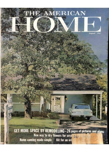 American Home, August 1961