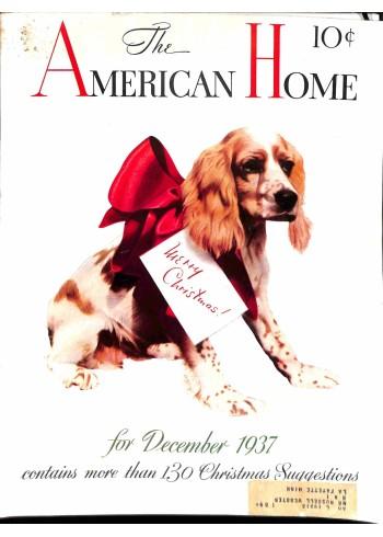 American Home, December 1937