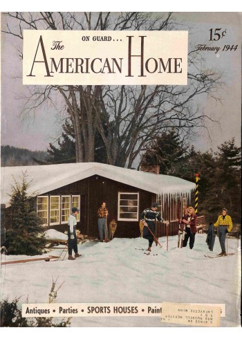 American Home, February 1944