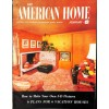 Cover Print of American Home, February 1955