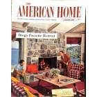 American Home, February 1956