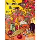 American Home, January 1938