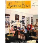 American Home, January 1945