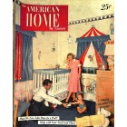 Cover Print of American Home, January 1948
