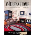American Home, January 1955