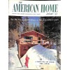 Cover Print of American Home, January 1956