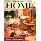 American Home, January 1958