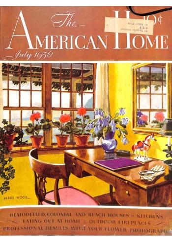 American Home, July 1936