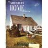 Cover Print of American Home, March 1948