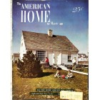 American Home, March 1948