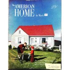 American Home, March 1950
