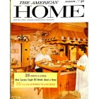 American Home, March 1958