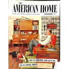 Cover Print of American Home, November 1955