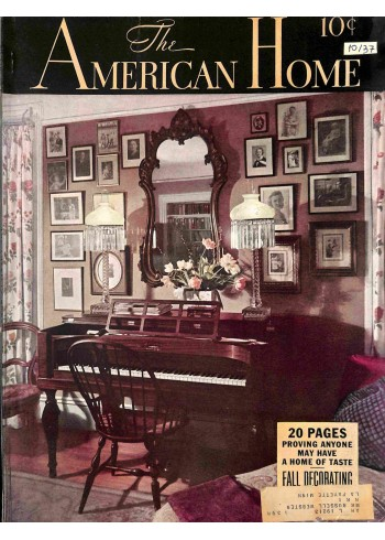 American Home, October 1937